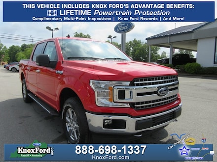 New 2020 Ford F-150 XLT SuperCrew For Sale in Radcliff, KY
