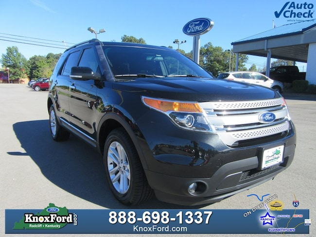 2015 Ford Explorer XLT Sport Utility For Sale near Elizabethtown, KY