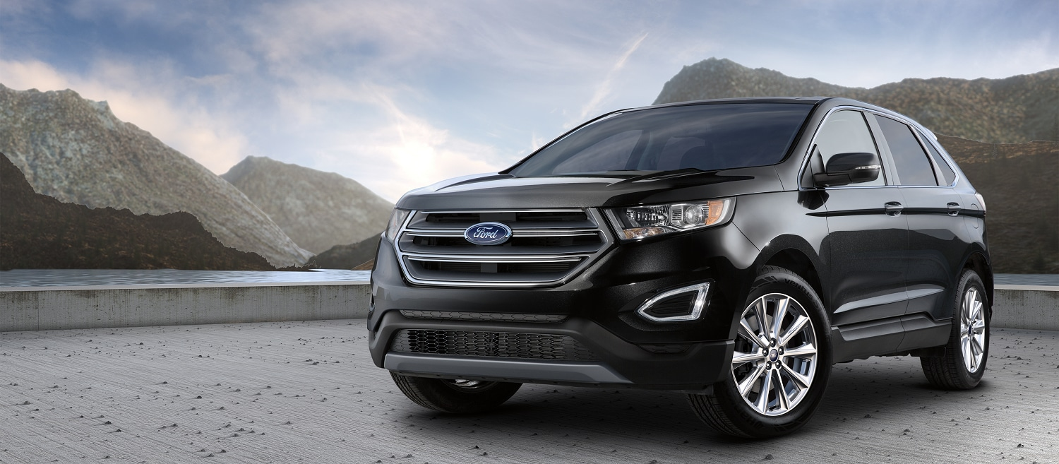 Ford Dealer Near Me >> New 2019-2020 Ford Edge | New SUVs in Radcliff near ...