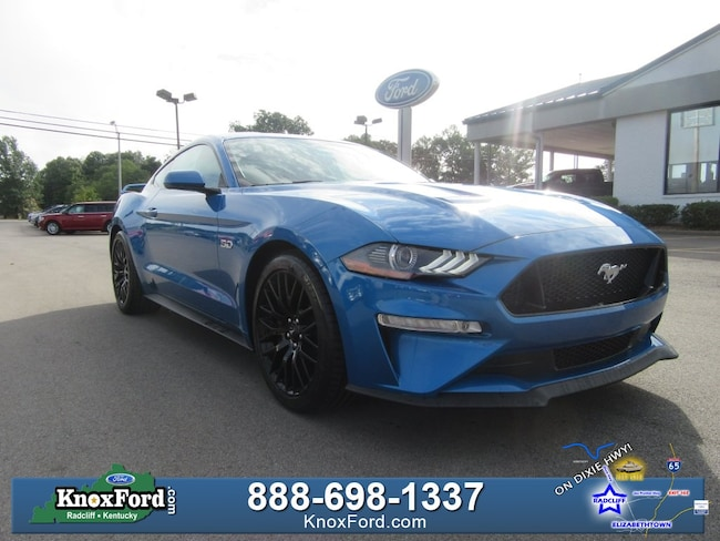 2019 Ford Mustang GT Coupe For Sale near Elizabethtown, KY