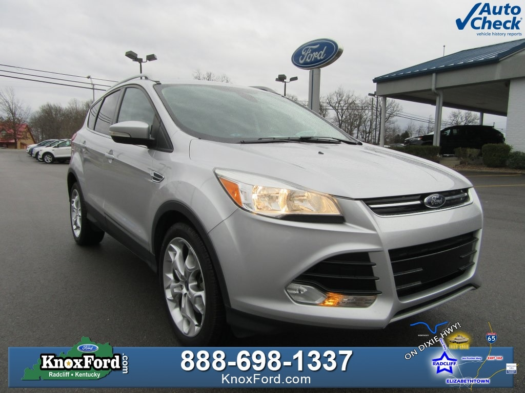 2014 Ford Escape Titanium Sport Utility for Sale in Radcliff, KY