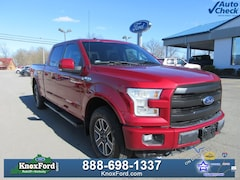 2016 Ford F-150 Lariat SuperCrew For Sale in Rafcliff, KY