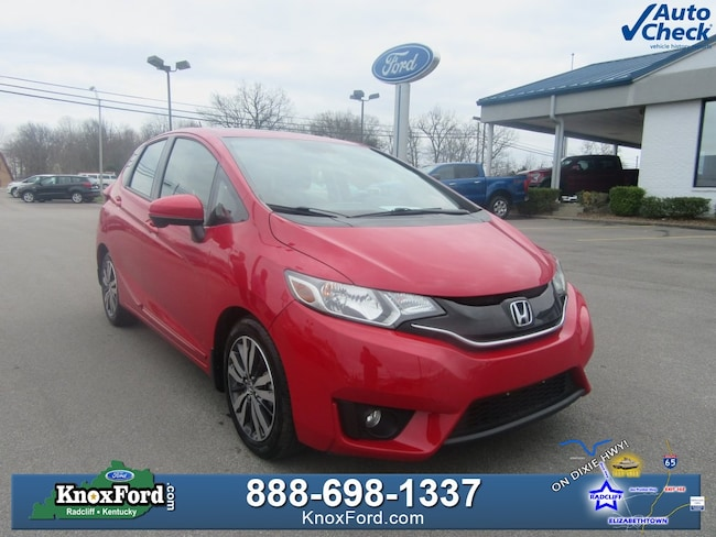 2015 Honda Fit EX Hatchback For Sale near Elizabethtown, KY