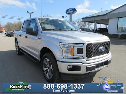 New 2019 Ford F-150 STX SuperCrew For Sale in Radcliff, KY