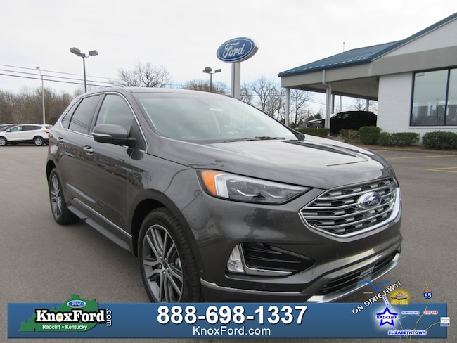 2019 Ford Edge Titanium Sport Utility For Sale near Elizabethtown, KY