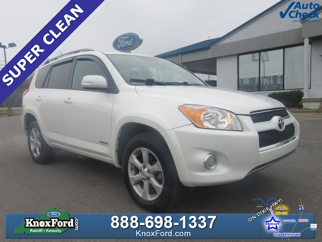2012 Toyota RAV4 Limited Sport Utility For Sale near Elizabethtown, KY