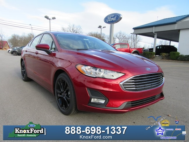 2019 Ford Fusion SE Sedan For Sale near Elizabethtown, KY