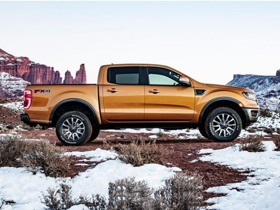 The All-New Ford Ranger in Radcliff | Ford Pickup near