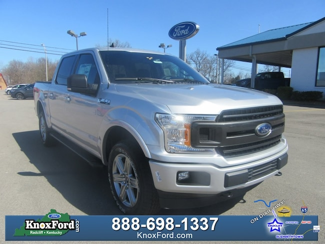 2019 Ford F-150 XLT SuperCrew For Sale near Elizabethtown, KY