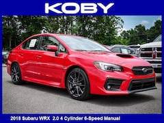New 2018 Subaru WRX Limited with Navigation System, Harman Kardon Amplifier & Speakers, Rear Cross Traffic Alert, and Starlink Sedan Mobile, AL
