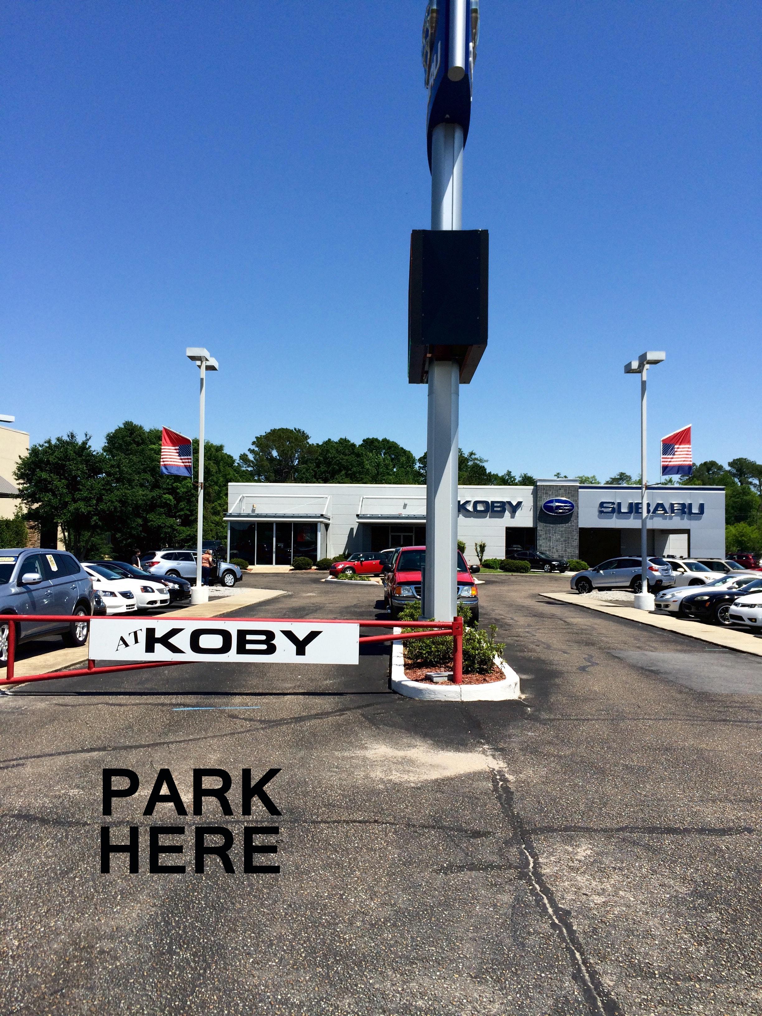 Fill Koby Subaru New Subaru