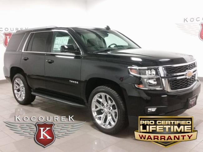 New 2019 Chevrolet Tahoe LT SUV For Sale Wausau, Wisconsin