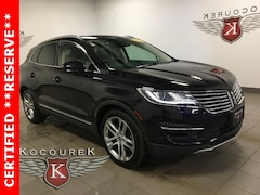 Certified Pre-Owned 2015 Lincoln MKC Reserve SUV Wausau