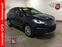 Certified Pre-Owned 2017 Lincoln MKC Reserve SUV Wausau