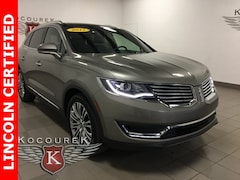 Certified Pre-Owned 2017 Lincoln MKX Reserve SUV Wausau