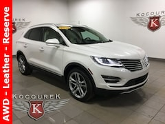 Certified Pre-Owned 2016 Lincoln MKC Reserve SUV Wausau