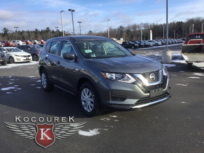 New 2018 Nissan Rogue For Sale Wausau, WI | Stock# N5249