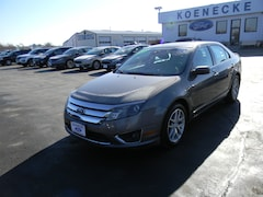 2012 Ford Fusion SEL Front-wheel Drive Sedan