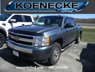 2008 Chevrolet Silverado 1500 LT1 4x4 Crew Cab 5.75 ft. box 143.5 in. WB Truck