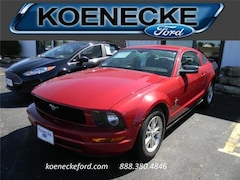 2008 Ford Mustang Coupe Deluxe Coupe
