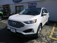 2019 Ford Edge Titanium All-wheel Drive Crossover