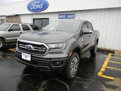2019 Ford Ranger XL 4x4 SuperCrew 5 ft. box Truck Crew Cab