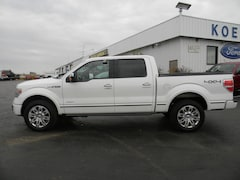 2014 Ford F-150 XLT 4x4 SuperCrew Cab Styleside 6.5 ft. box 157 in Truck