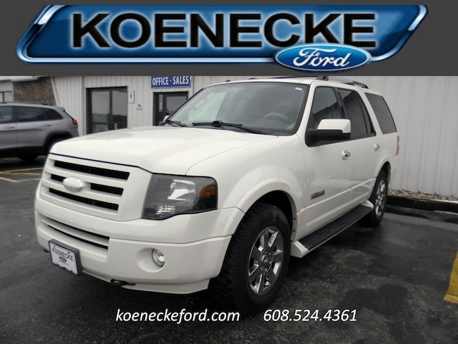 2007 Ford Expedition Limited 4x4 SUV