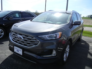 2019 Ford Edge SEL All-wheel Drive Crossover
