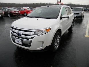 2014 Ford Edge Limited All-wheel Drive SUV