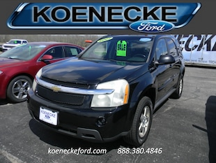 2007 Chevrolet Equinox LT All-wheel Drive SUV