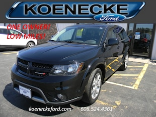 2017 Dodge Journey GT All-wheel Drive SUV