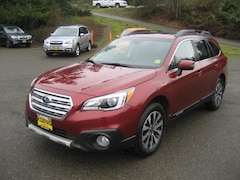 Certified Pre-Owned 2017 Subaru Outback 3.6R Limited with SUV 4S4BSENC3H3434230 in Port Angeles