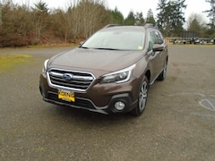 New 2019 Subaru Outback 3.6R Limited SUV 4S4BSENC3K3285051 in Port Angeles