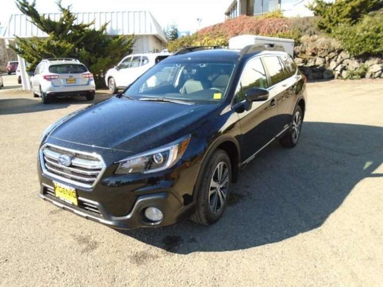 New 2019 Subaru Outback 3.6R Limited SUV In Port Angeles