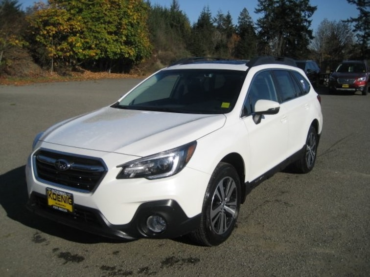 New 2019 Subaru Outback 2.5i Limited SUV In Port Angeles