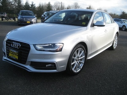 Audi A4 2.0T >> Used 2014 Audi A4 2 0t Premium Plus For Sale In Port Angeles Wa Near Sequim And Port Towsend Wa Vin Wauffafl1en043432