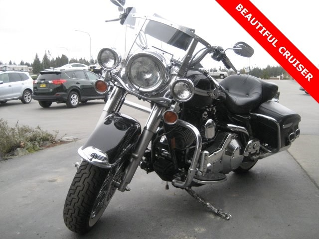 2003 Harley-Davidson Road King Classic Motorcycle 1HD1FRW193Y735880