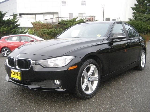 Used 2014 BMW 3 Series 320i xDrive Sedan WBA3C3G57ENS68669 for Sale in Port Angeles, WA