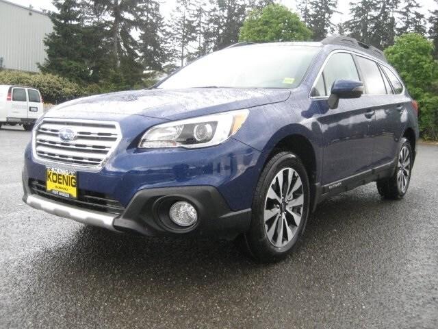 2017 Subaru Outback 2.5i SUV 4S4BSANC3H3383711