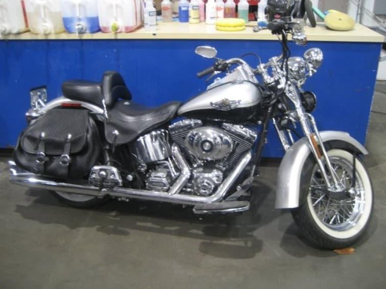 Harley Davidson Used >> Used 2003 Harley Davidson Springer Softail Ltd Edition For Sale In