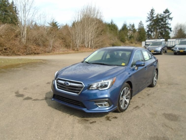 New 2019 Subaru Legacy 2.5i Limited Sedan In Port Angeles