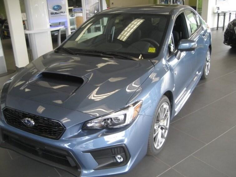 New 2018 Subaru WRX Limited 50th Anniversary Edition Sedan In Port Angeles