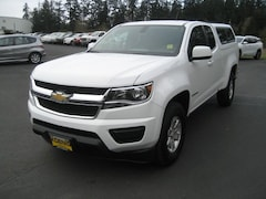 2017 Chevrolet Colorado WT Truck Extended Cab