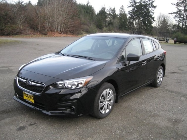 New 2019 Subaru Impreza 2.0i 5-door In Port Angeles