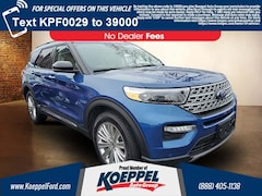 2021 Ford Explorer Limited SUV for sale in Queens