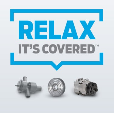 Relax, It's Covered CPO Ford
