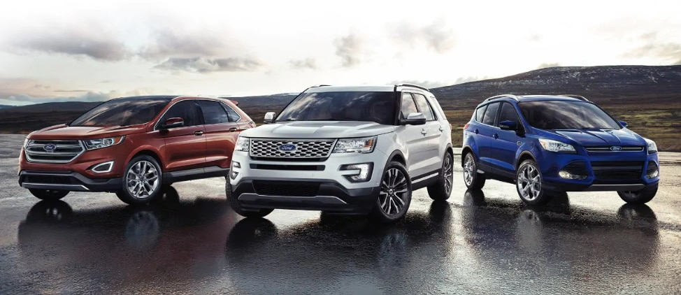 Certififd Pre-Owned Ford SUV