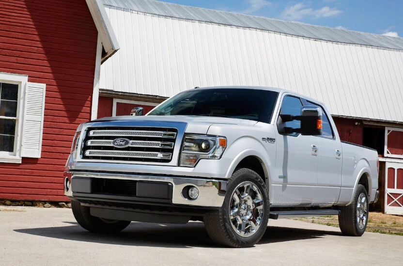 2012 Used Ford F150 Pickup Truck