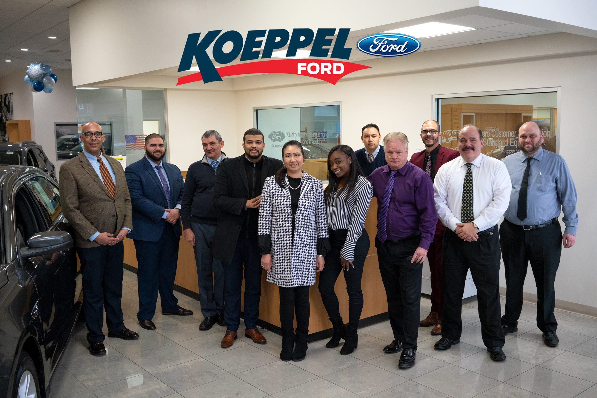 Koeppel Ford Staff